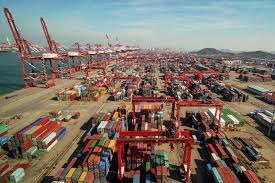 Reuters Poll Suggest Drop In China June Exports