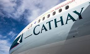 Hong Kong's Cathay Pacific Airlines Calls Prodemocracy Protest Illegal