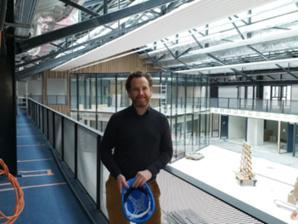 Nicolas Geray, Co-founder MoHo