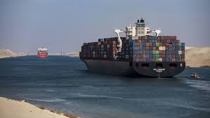 Stranded Ship Could Lock Block Suez Canal For Weeks Affecting Global Trade