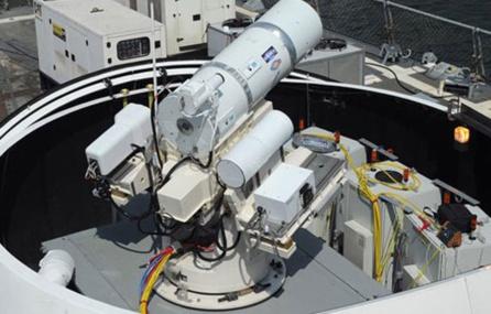 Arms Race: New Gen Laser Beam