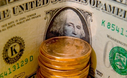 Dollar Tumbled on Federal Reserve Announcement