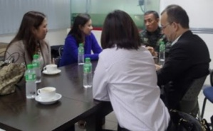 MVP Group's CSR Council Provides financial assistance to Philippine's Special Action Force