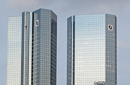 Deutsche Bank slapped with record fine for interest manipulation