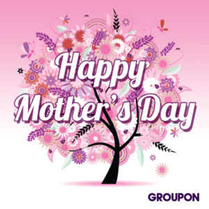 Groupon offers to donate upto $50,000 to celebrate Mother's Day
