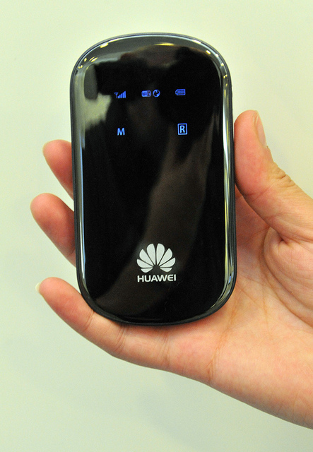 Huawei launches new OS for Internet of Things market