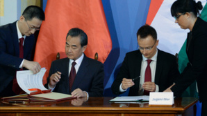 Hungary Becomes the First European Nation to Sign up for China's Silk Road Project