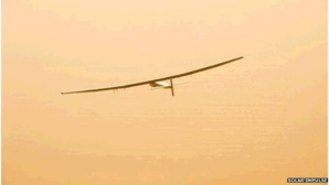 Solar Powered Air-Craft Has 'No Way' To Turn Back