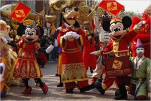 Shanghai Disneyland: A Chinese Fairytale