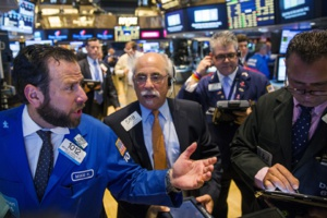 Bloodbath on Wall Street and in capital markets around the world