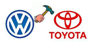 Toyota Records Third Straight Q1 Profit Record Even as it Loses Top Position to Volkswagen