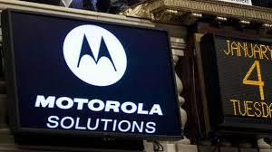 Motorola Solutions Attracted $ 1 Billion of Investment