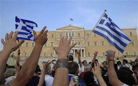 Greece Hoping to Finalise Bailout Package by Tuesday
