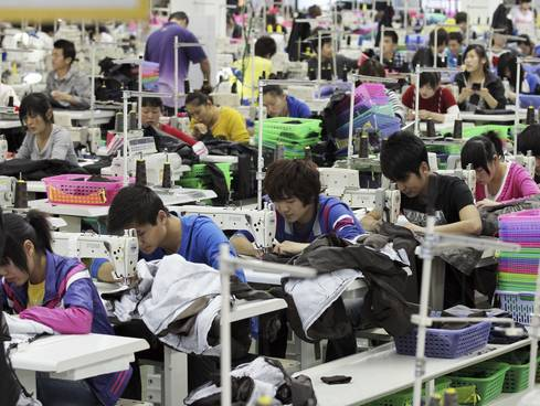 Poor Chinese Output Report for August Shakes Up Global Markets