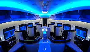 Luxurious First Class Suits for Boeing Dreamliners of British Airways to take off This Week