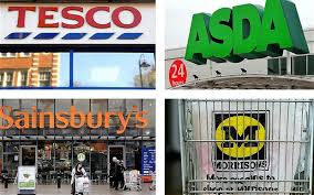 Despite Price Wars and Job Cuts, Tesco, Asda and Morrisons Suffer Sales Slump