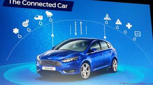 Fords Dabbles with Robot Technology for Connected Cars While Toyota Demonstrates its First Self Driven Car