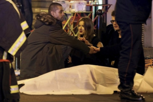 The Terror Attacks At Paris Were 'An Act Of War', Says President Hollande