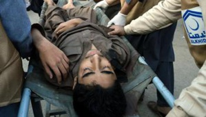 Pakistan At The Target Of Taliban Suicide Bomber
