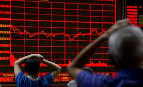 Market Rise on Hopes of More Government Stimulus as China's growth hits quarter-century low