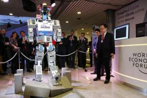 Davos heralds the coming of the 4th Industrial Revolution
