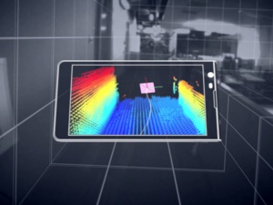 Google And Lenovo Unveils Smartphone Technology Project Tango