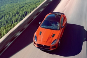 Jaguar To Present Its New F-Type SVR