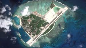 China 'Challenged' South China Sea Missile Report says Australia