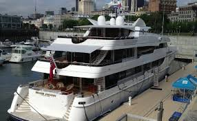 The Rich Buy Luxury Yachts Even as Global Wealth Declines