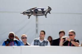 While Commercial Markets Beckon, Consumer Drone Business Stumbles
