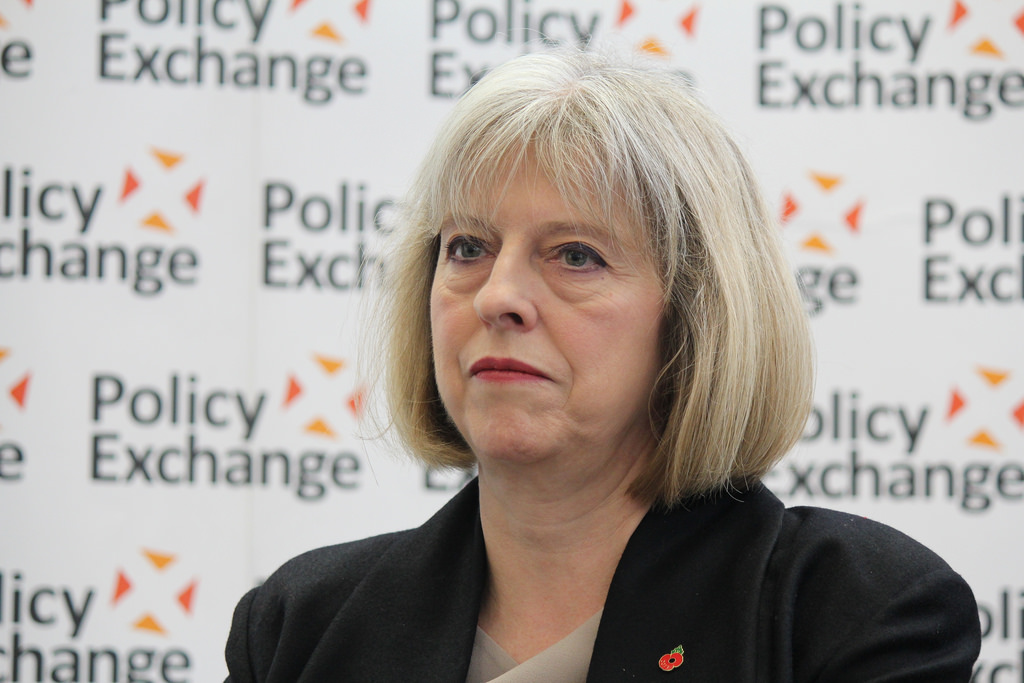 Policy Exchange via flickr