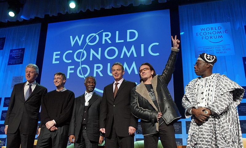 World Economic Forum. /Photo by Remy Steinegger
