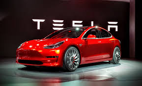 Investors Bet On Model 3 Success Resulting In Rise Of Tesla Shares