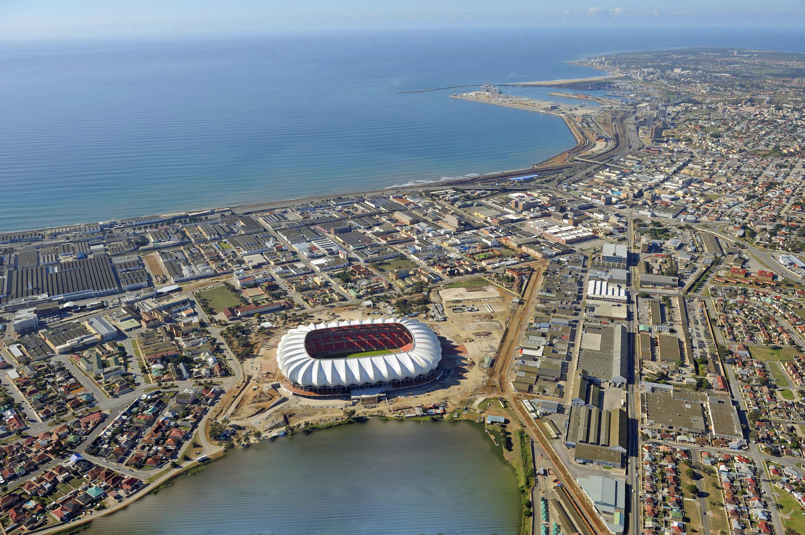 Port Elizabeth (Commons - Wikipedia)