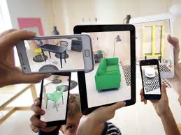 Augmented Reality Technology To See A Google, Apple Face Off