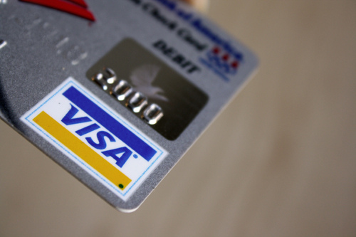 Visa and the cashless society: freedom is not so priceless