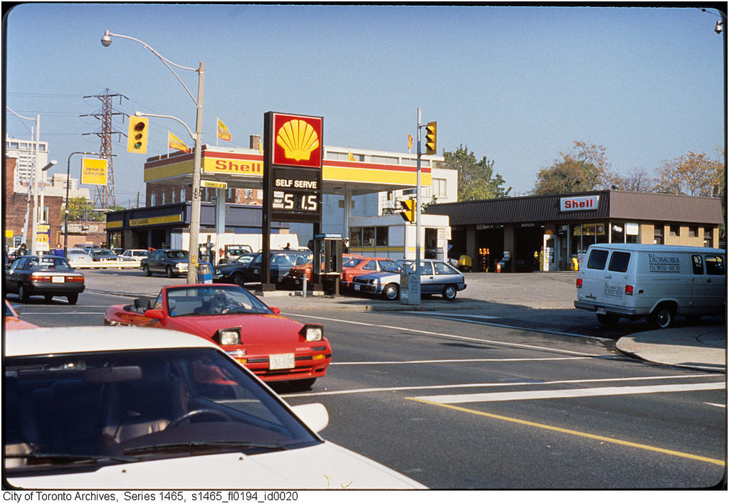 Toronto History via flickr