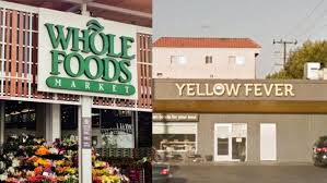 Partnership With Asian Eatery Named 'Yellow Fever' Puts Whole Foods In A Controversy