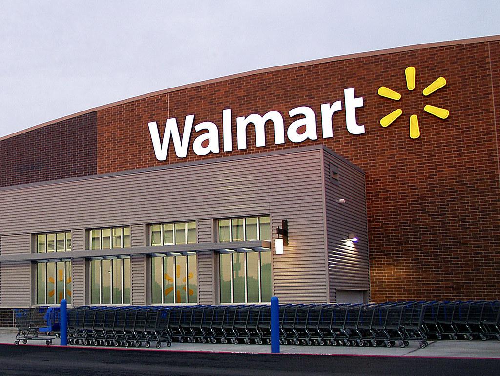 Walmart via flickr