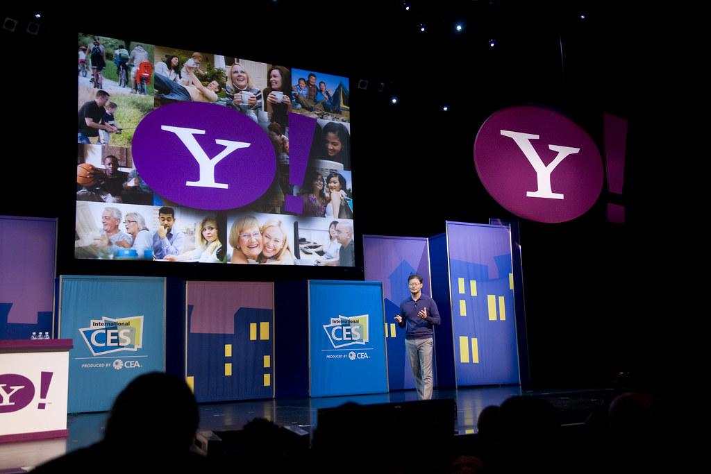 Yahoo via flickr