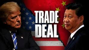 In-Depth Trade Talks With US On Phase One Says China