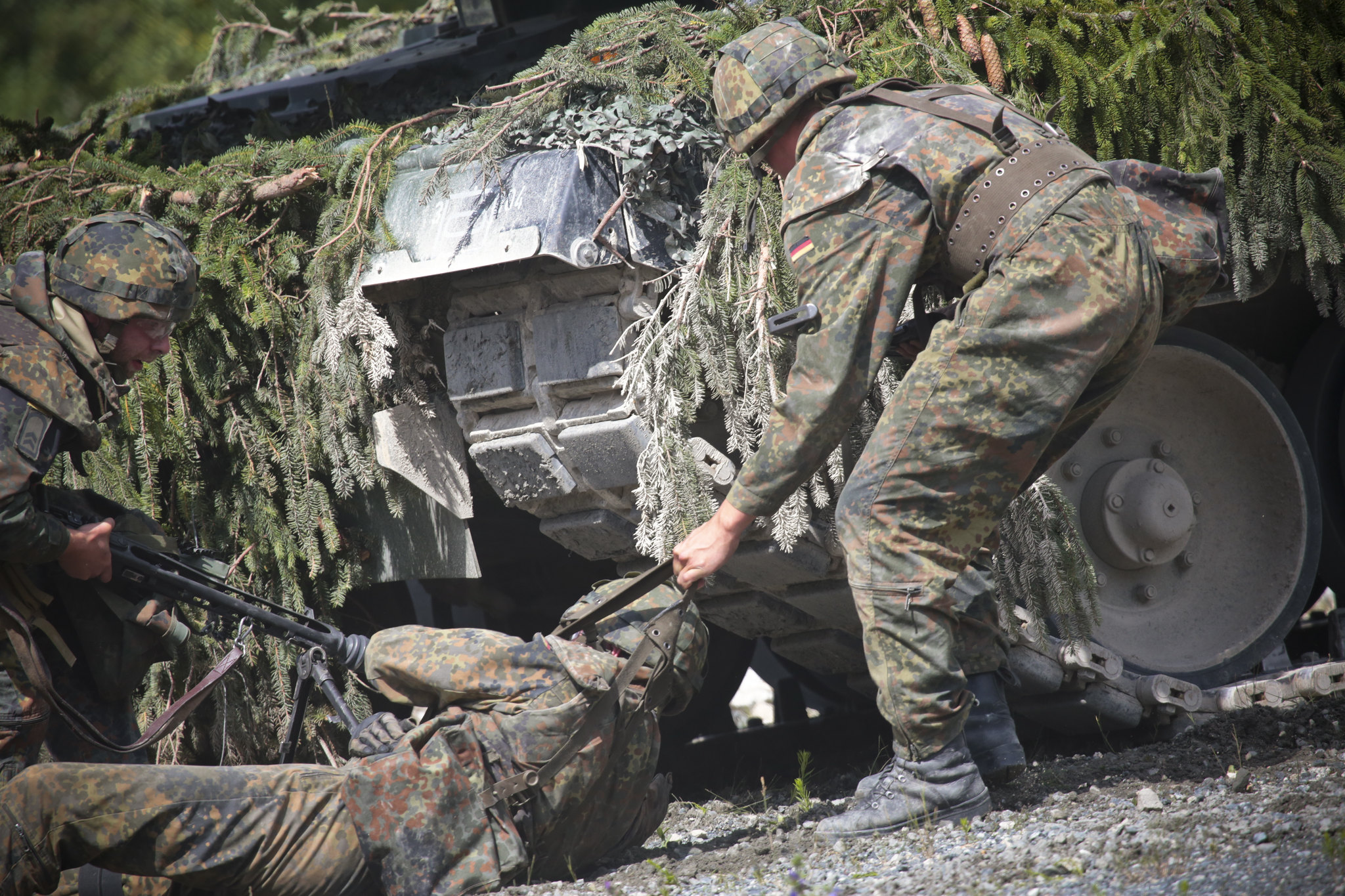 European defense: has Germany given up?