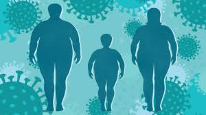 New Report In UK Finds Risks Of Death From Covid-19 Increased By Obesity