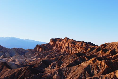 Death Valley Records The Highest Temperature Ever On Earth
