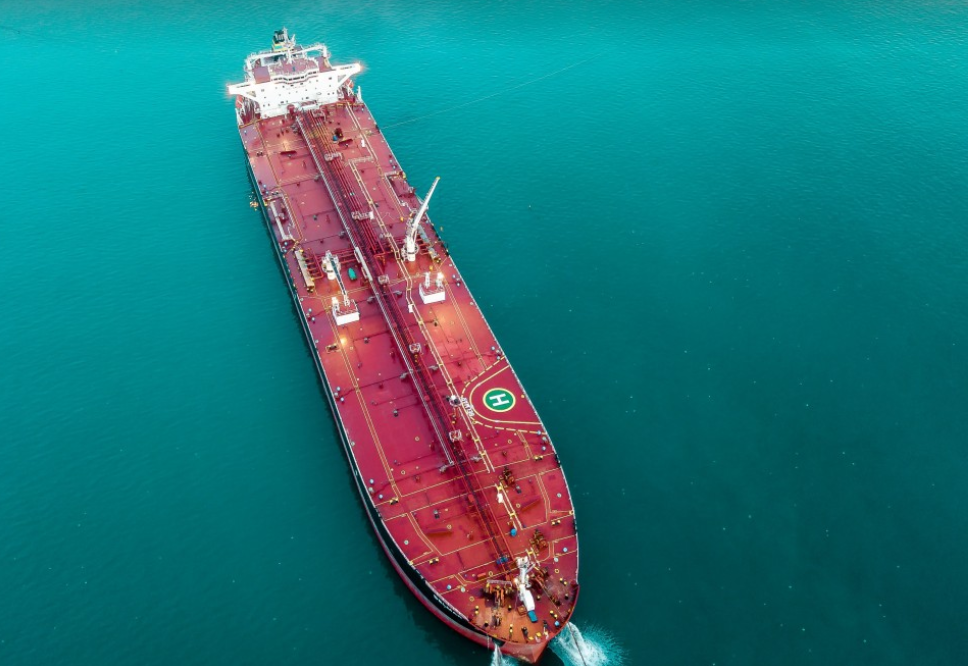 Mexican authorities arrest oil tanker involved in the theft of fuel
