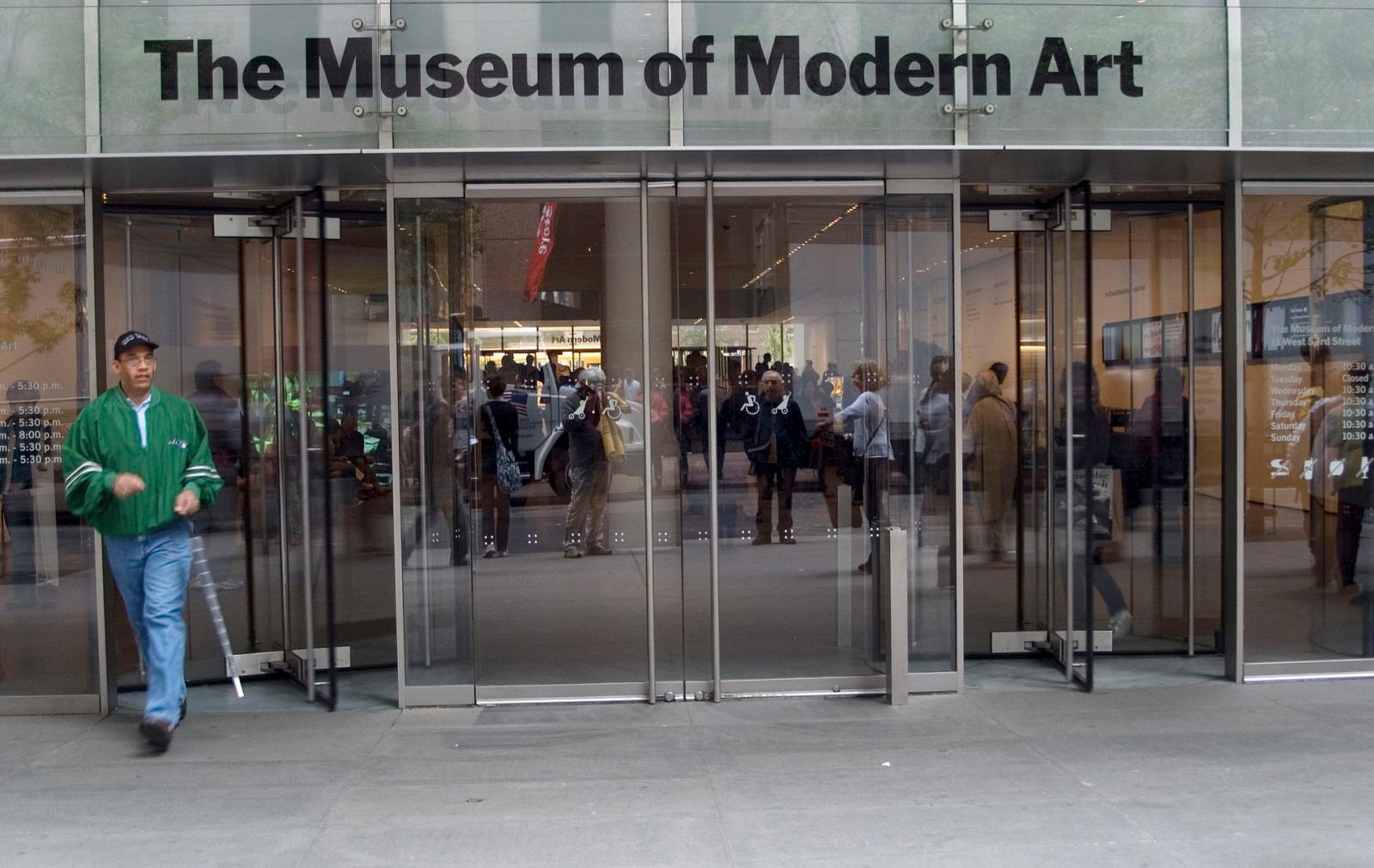 Museum of Modern Art, New York © Gorup de Besanez