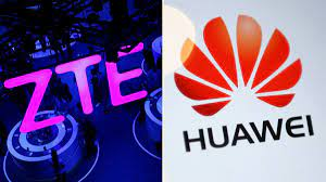 India Leaves Out Chinese Firms Huawei And ZTE From 5G Trials