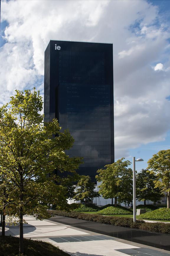 IE Tower in Madrid, Spain