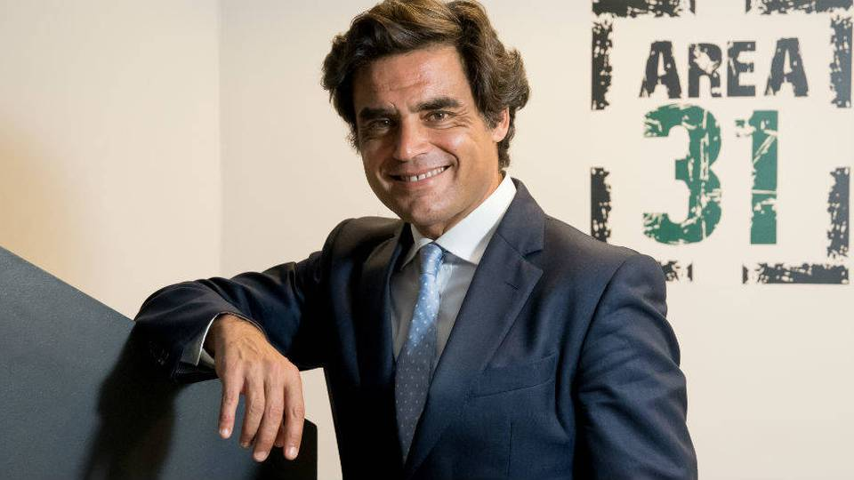 Juan José Güemes, President of the IE Center for Entrepreneurship & Innovation and Vice President Finance at IE University