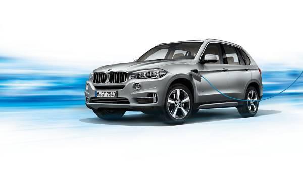 BMW Announces a New Hybrid